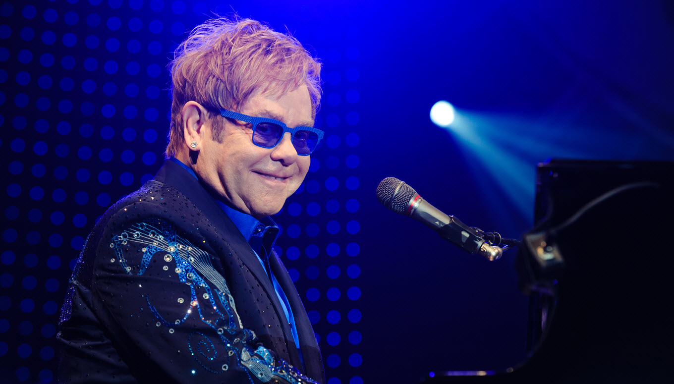 Feel Sir Elton John's Power with these Classic Music Videos