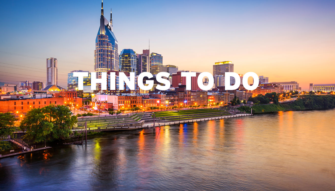 Things to do in Nashville in May