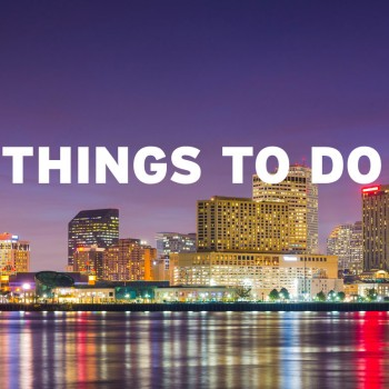 Things to do in New Orleans in May