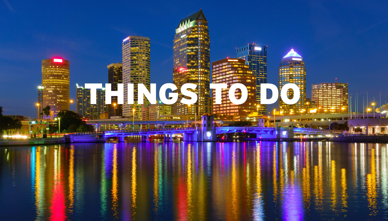 Things to do in Tampa in May