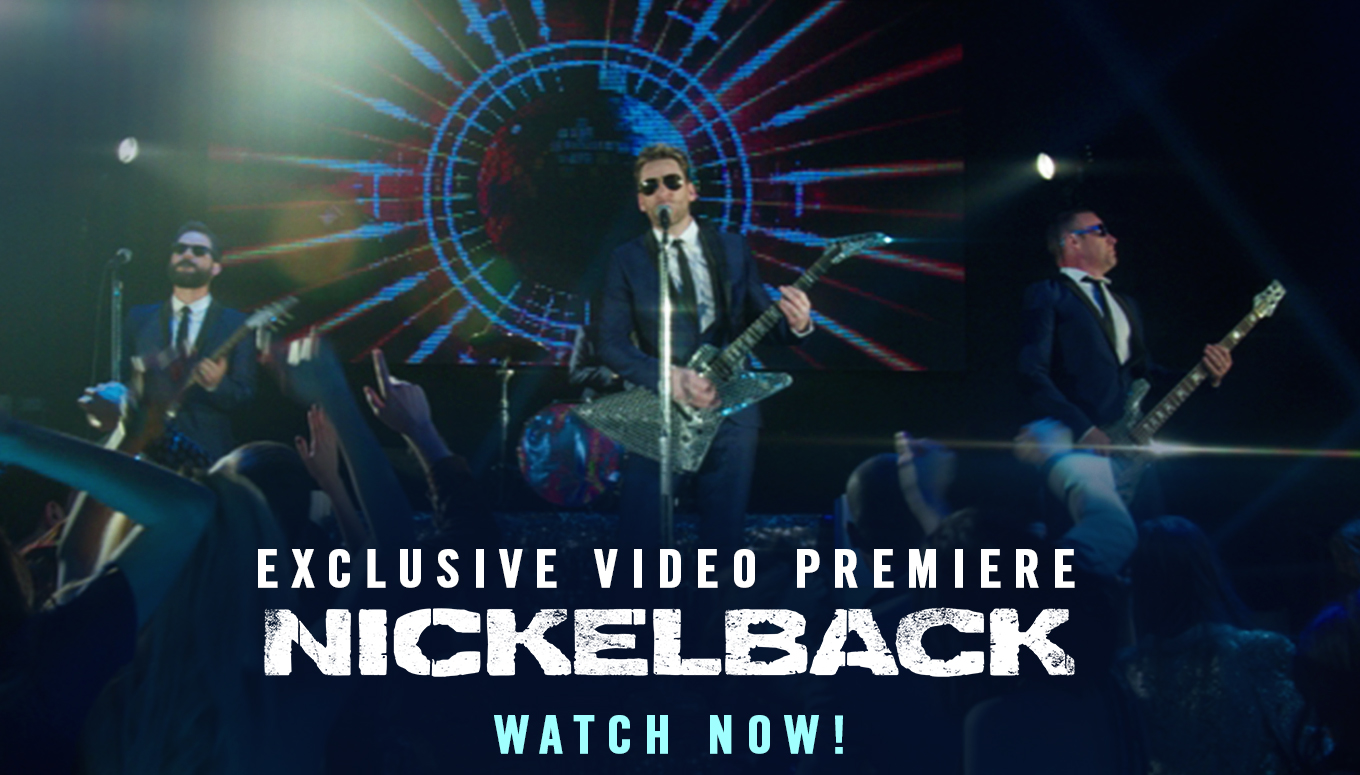 """Pull an All-Nighter with Nickelback's New Music Video for """"She Keeps Me Up"""""""