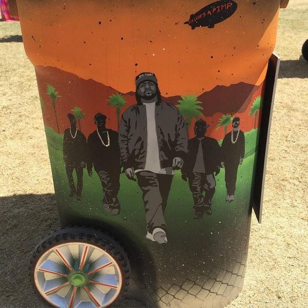 Sweet Pics of Ice Cube Fan Art