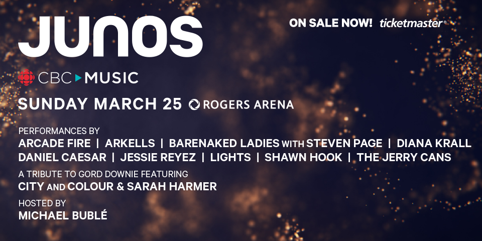 Your Guide to the 2018 JUNOS Awards