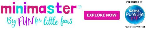 Minimaster Big Fun For Little Fans