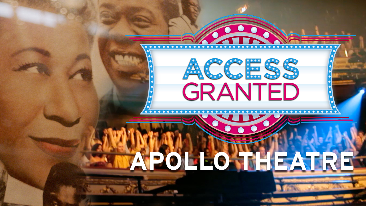Access Granted: Harlem's Own Apollo Theater
