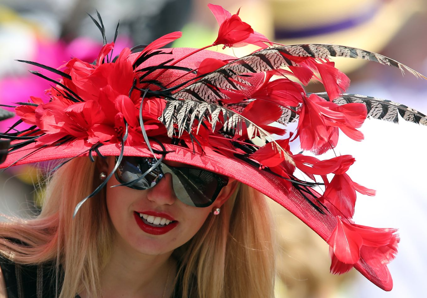 1f4db3cd612 10 Amazing Kentucky Derby Hats The Original Mane N Tail. What To Wear The Kentucky  Derby 33 Head Toe Fashion Ticketmaster. What To Wear The Kentucky Derby ...