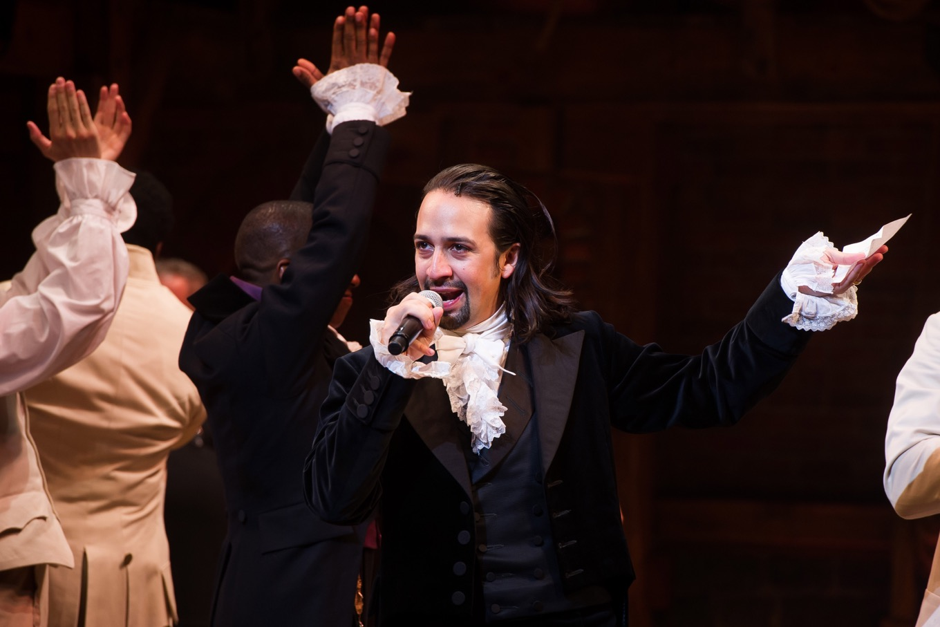 "Fan Art Friday with Broadway's Hit Musical ""Hamilton"""