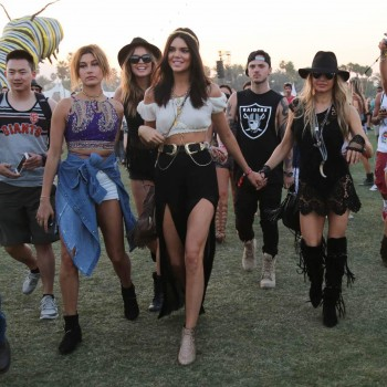 What to Wear: 10 Celebrity Coachella Outfits that are So 'Chella