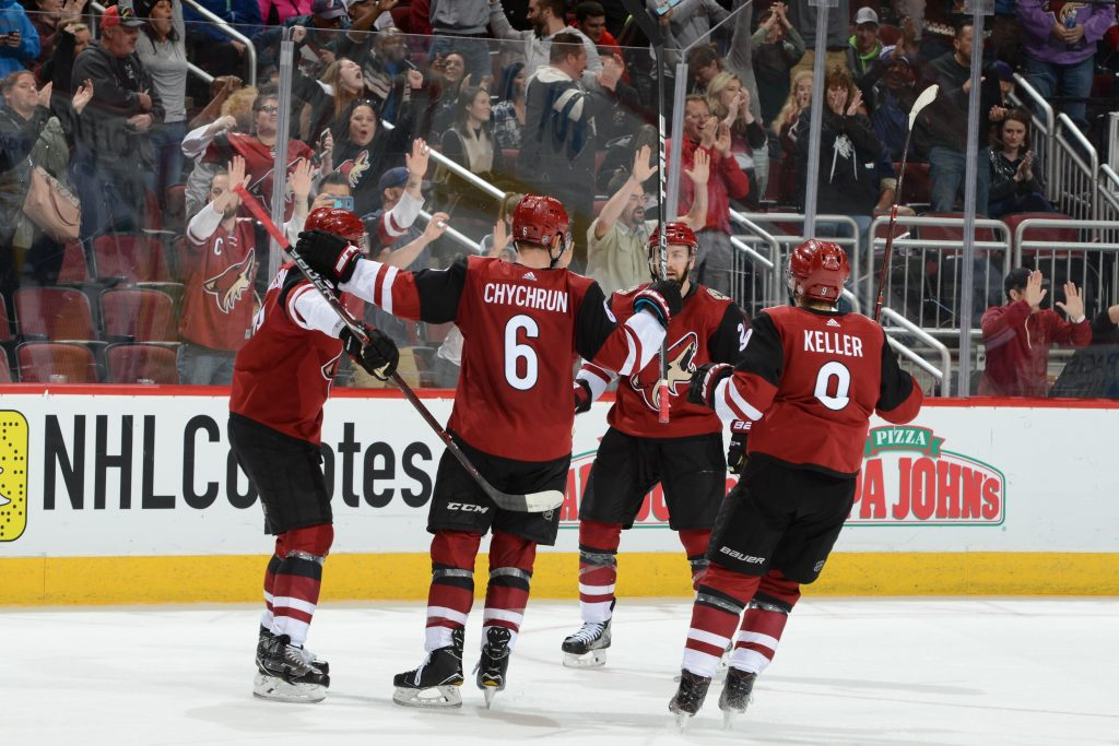 Arizona Coyotes Home Schedule  9e096347f