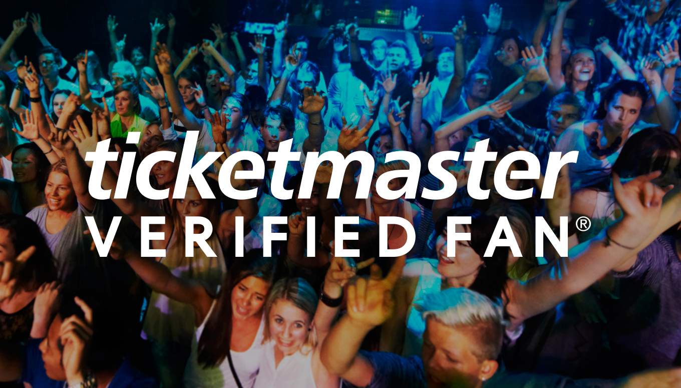 Artists + Ticketmaster Team Up with #VerifiedFan