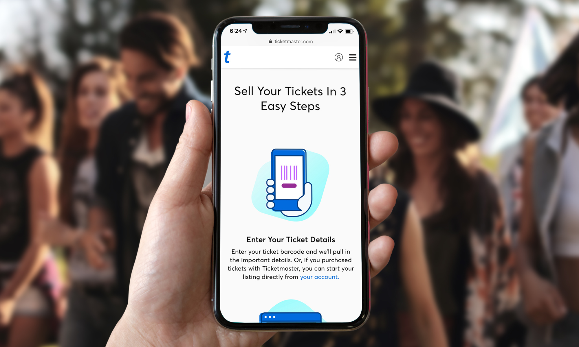 Selling Your Tickets on Ticketmaster | Ticketmaster Blog