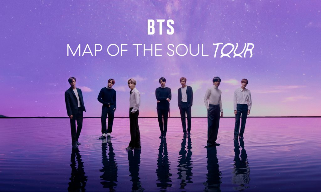 Bts Announce 2020 Map Of The Soul Tour Ticketmaster Blog