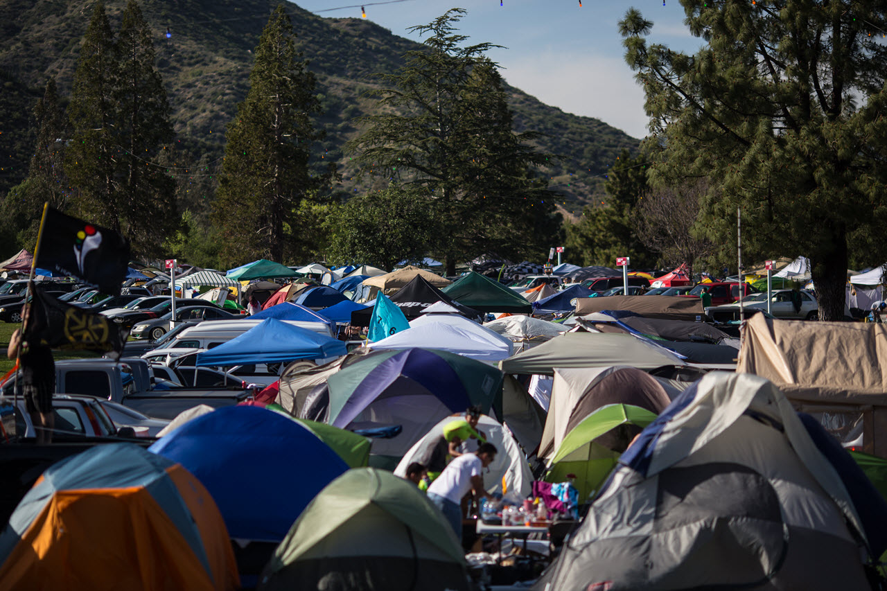 beyond wonderland socal 2015 edm music festival camping