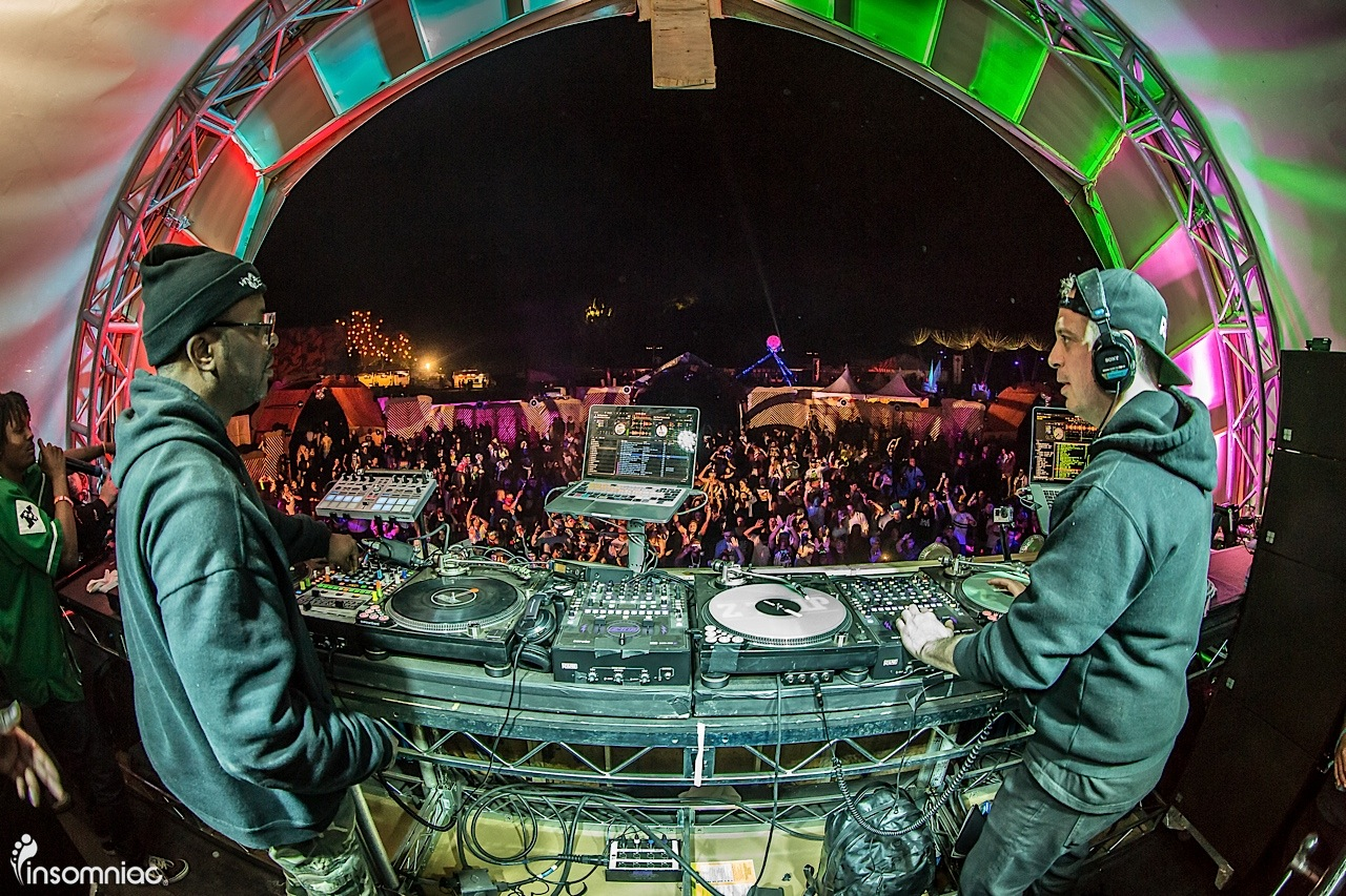 beyond wonderland socal 2015 edm music festival Jazzy Jeff and Z-Trip