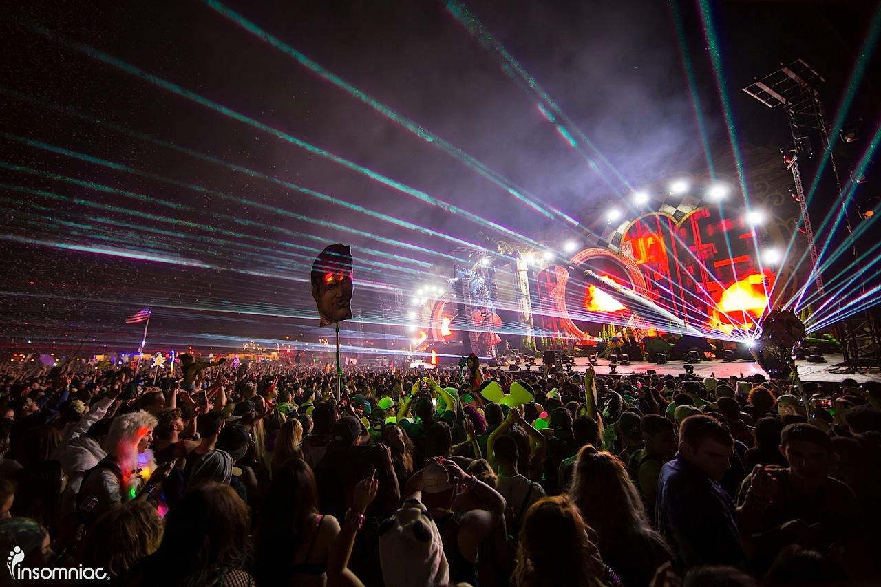 Beyond Wonderland 2015 Knife Party