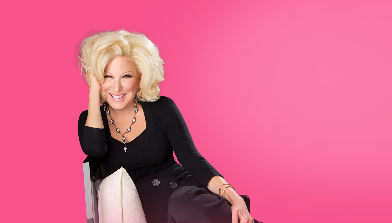 5 Bette Midler Moments to Make Your Mother's Day
