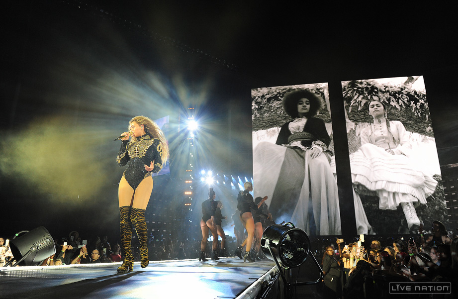 What to Wear to Beyoncé's Formation Tour (Inspired by Lemonade)