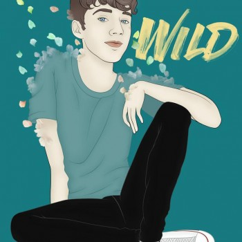 Fan Art of Troye Sivan #FanArtFriday