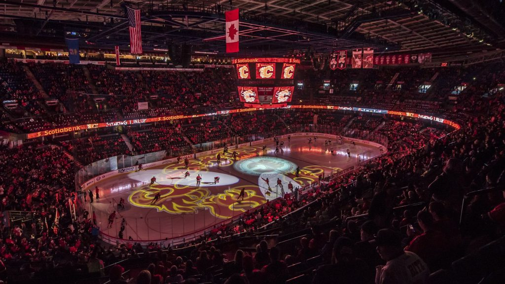 Calgary Flames Home Schedule 2019 20 Seating Chart Ticketmaster Blog
