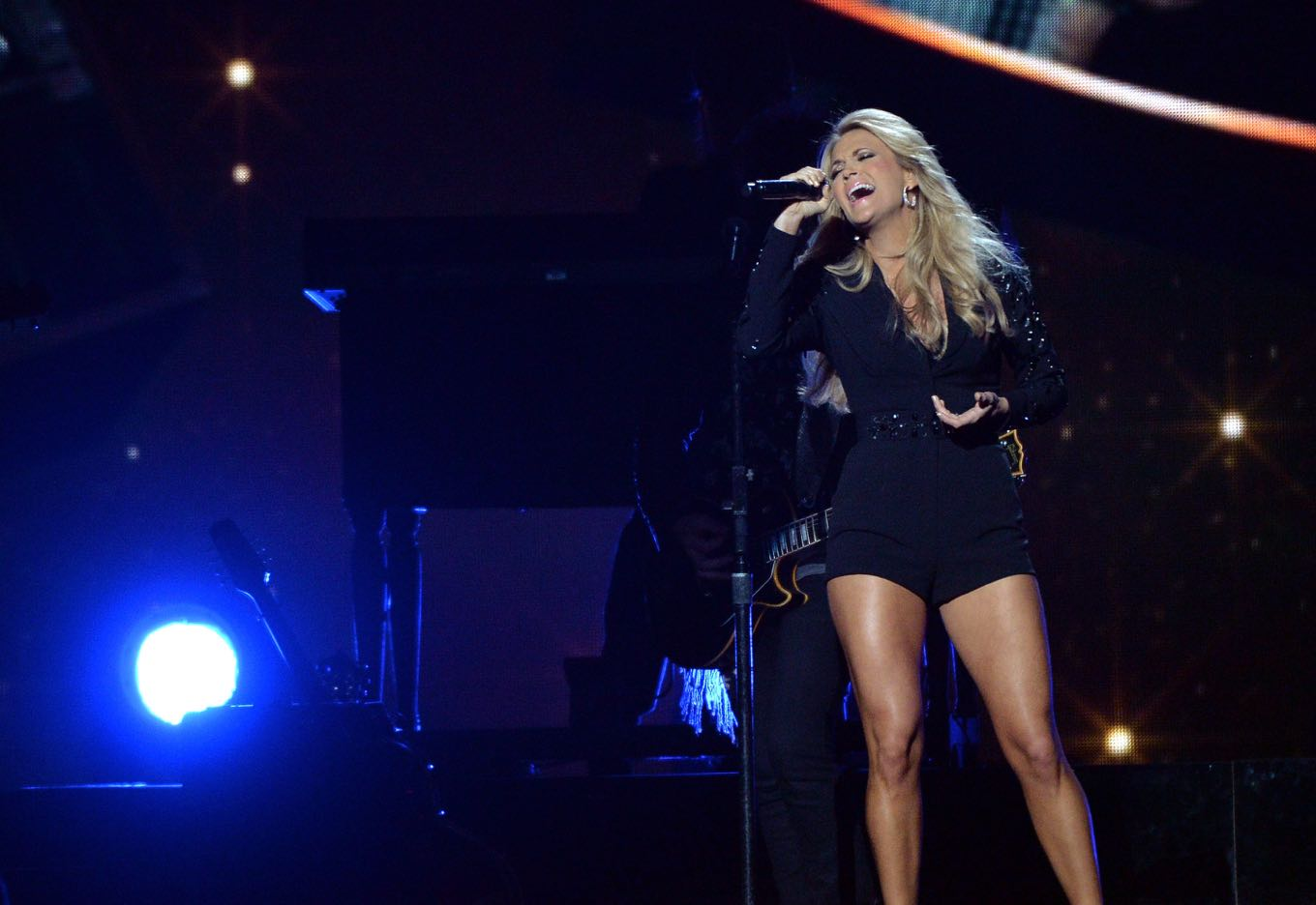 Which CMA Awards Nominees are On Tour?