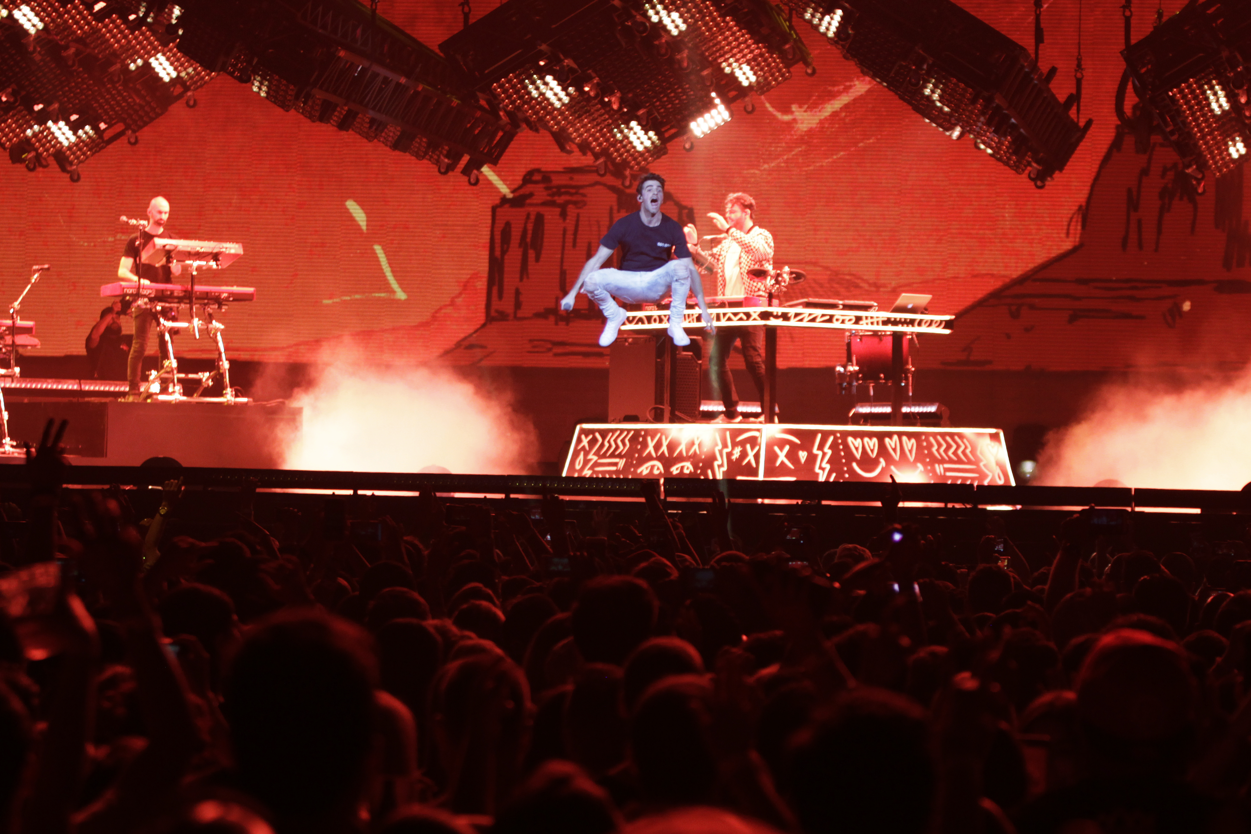 The Chainsmokers' 'Memories… Do Not Open' Tour Kicks Off