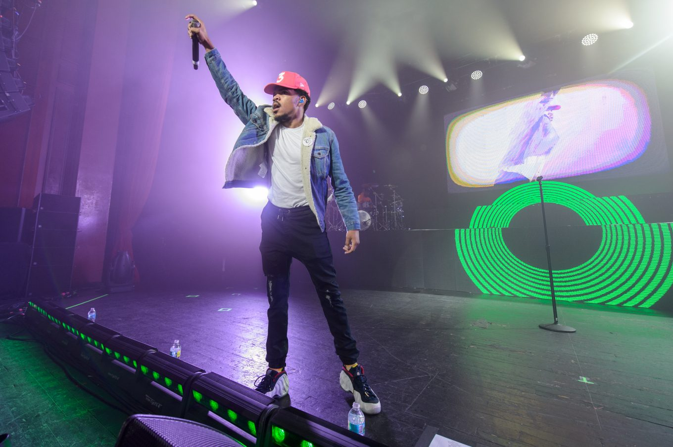 "Chance the Rapper's Tour Kicks Off – ""Be Encouraged"""