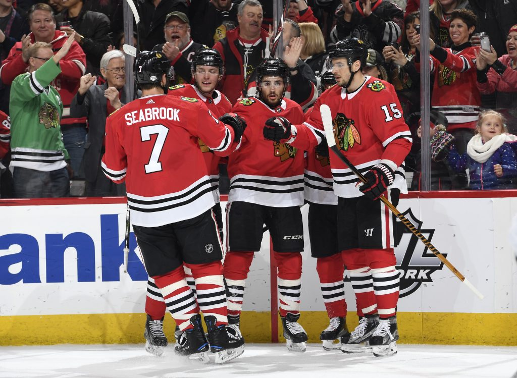 chicago blackhawks 2019-16 giveaways
