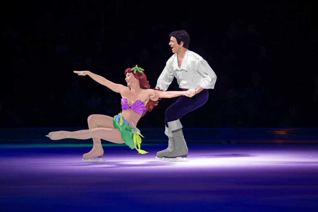 Disney On Ice Little Mermaid