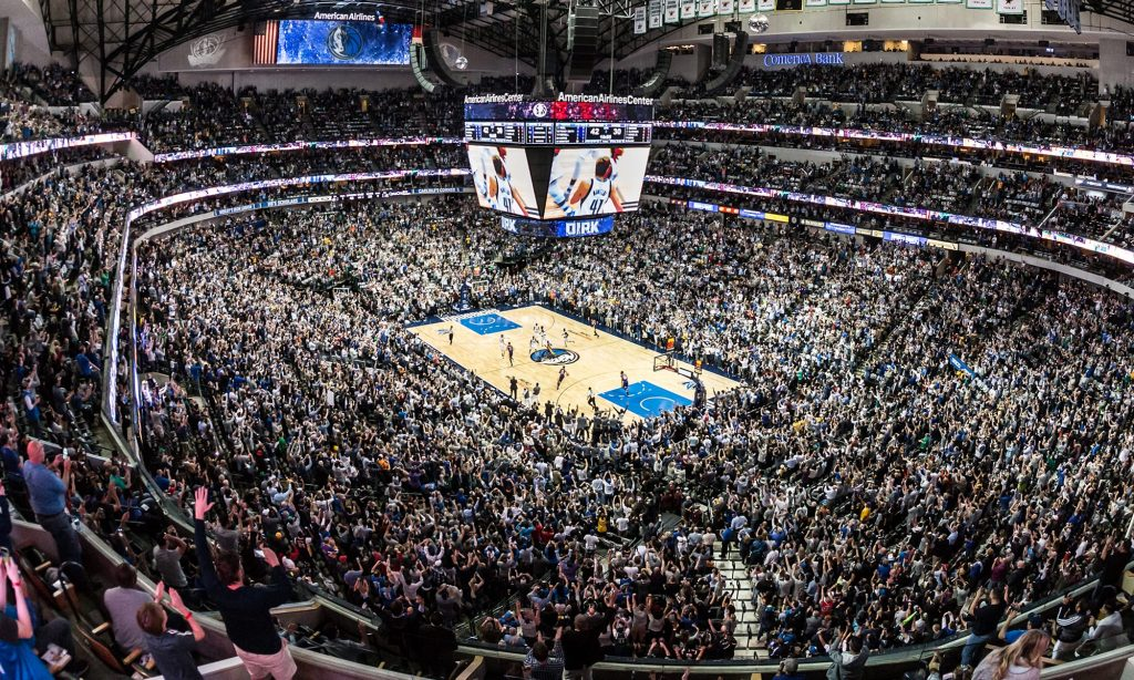Dallas Mavericks Home Schedule 2019 20 Seating Chart