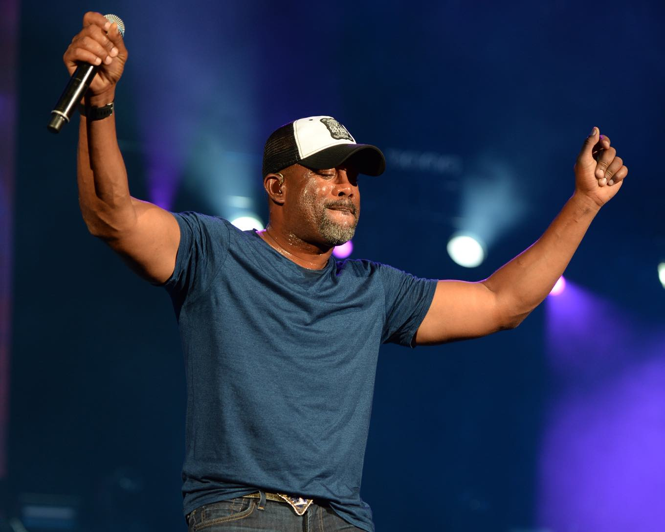 Exclusive Interview: Darius Rucker on the Southern Style Tour