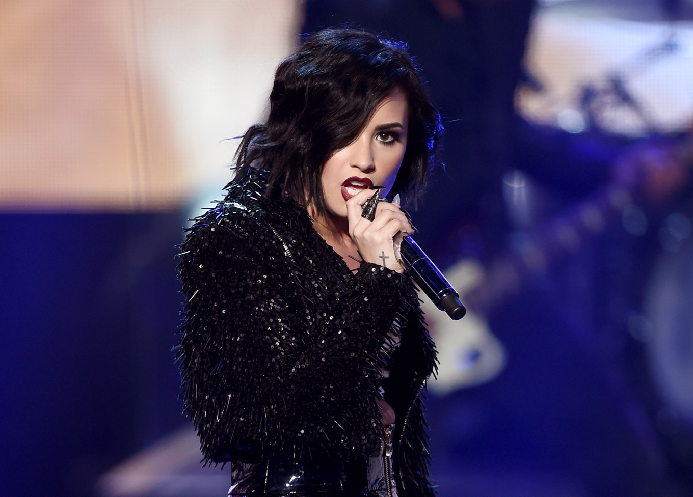 Fan Art Friday with Rulebreaker Demi Lovato