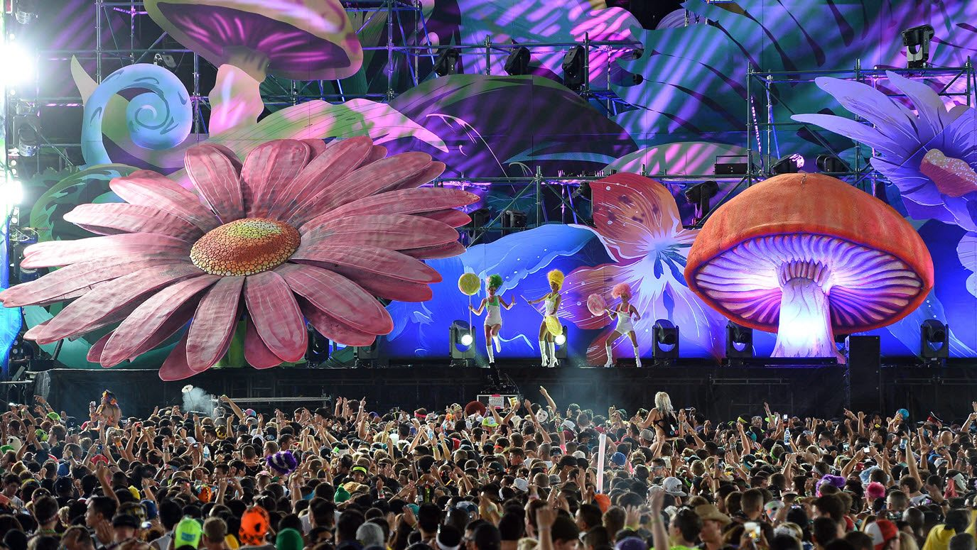 Featured Festival: Electric Daisy Carnival