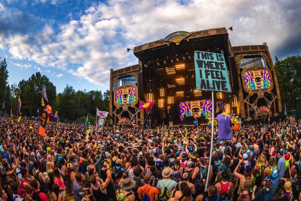 30 Awesome Dance Music Festivals in US & Canada