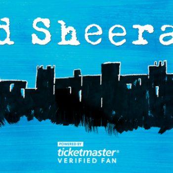 You're Verified! How to Prep for Ed Sheeran #VerifiedFan Presale