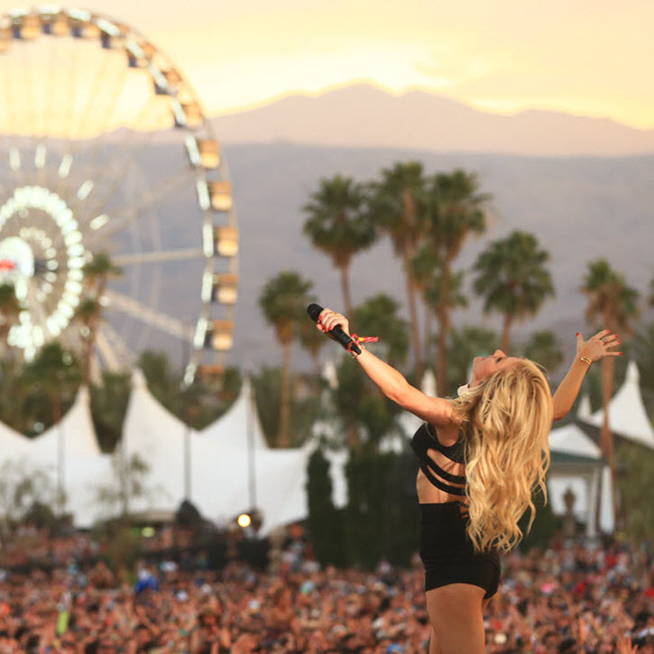 Featured Festival: Coachella 2015