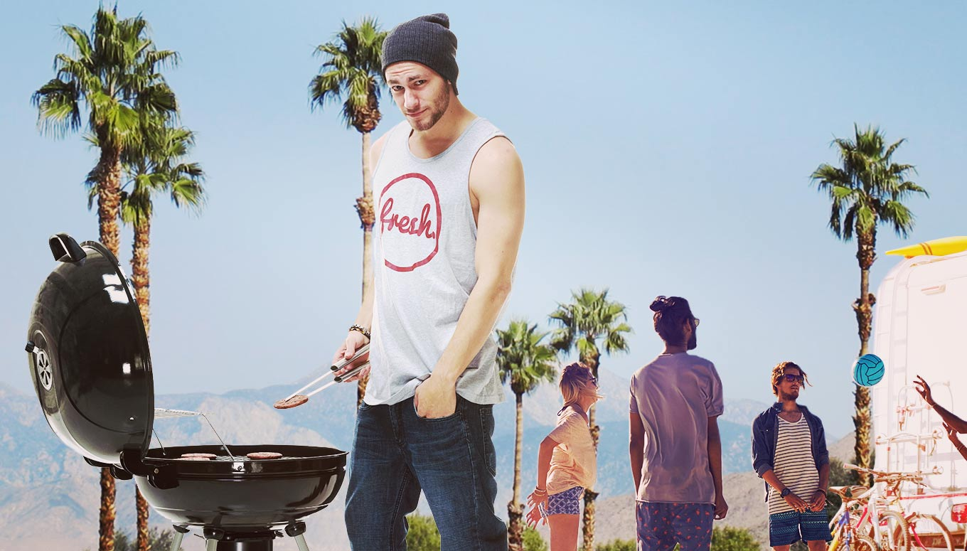 Music Festival Grilling Do's & Don'ts + Essentials Packing List