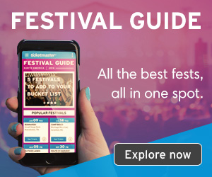 Ticketmaster Music Festival Guide