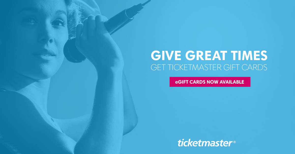 Get the Scoop on Ticketmaster Gift Cards & eGift Cards