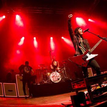 Pierce the Veil Announce Fall 2017 Tour w/ Rise Against +  White Lung