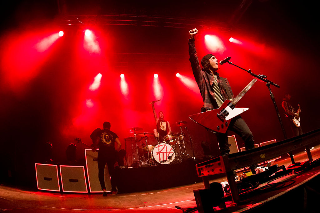 Pierce the Veil Announce Fall 2017 Tour w/ Rise Against +  White Lung