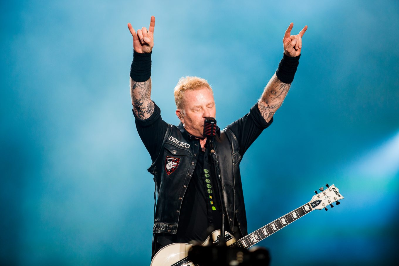 Metallica Preps for North American Leg of WorldWired Tour