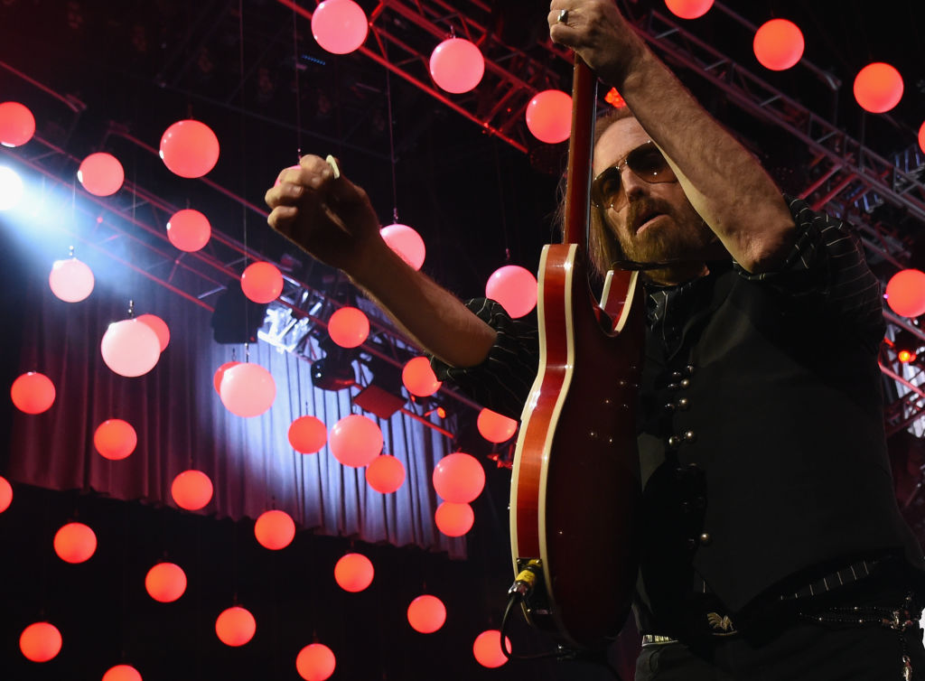 Tom Petty and The Heartbreakers Celebrate 40 Years