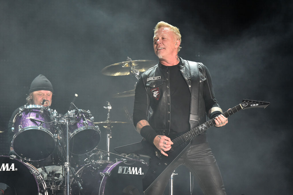 Metallica Kicks Off First Full Tour Since 2009
