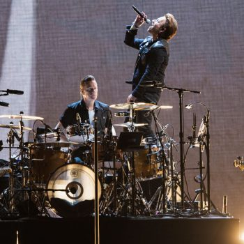 U2 Kick Off 'The Joshua Tree Tour'