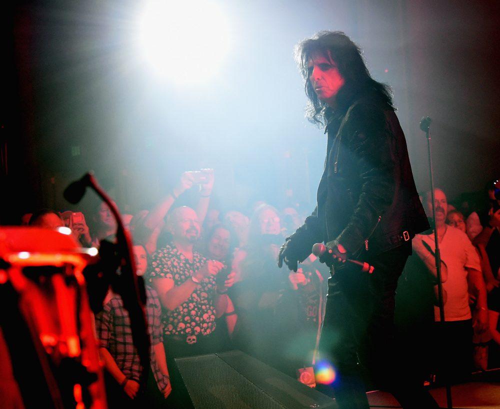 Alice Cooper Reunion for Album and Upcoming Dates
