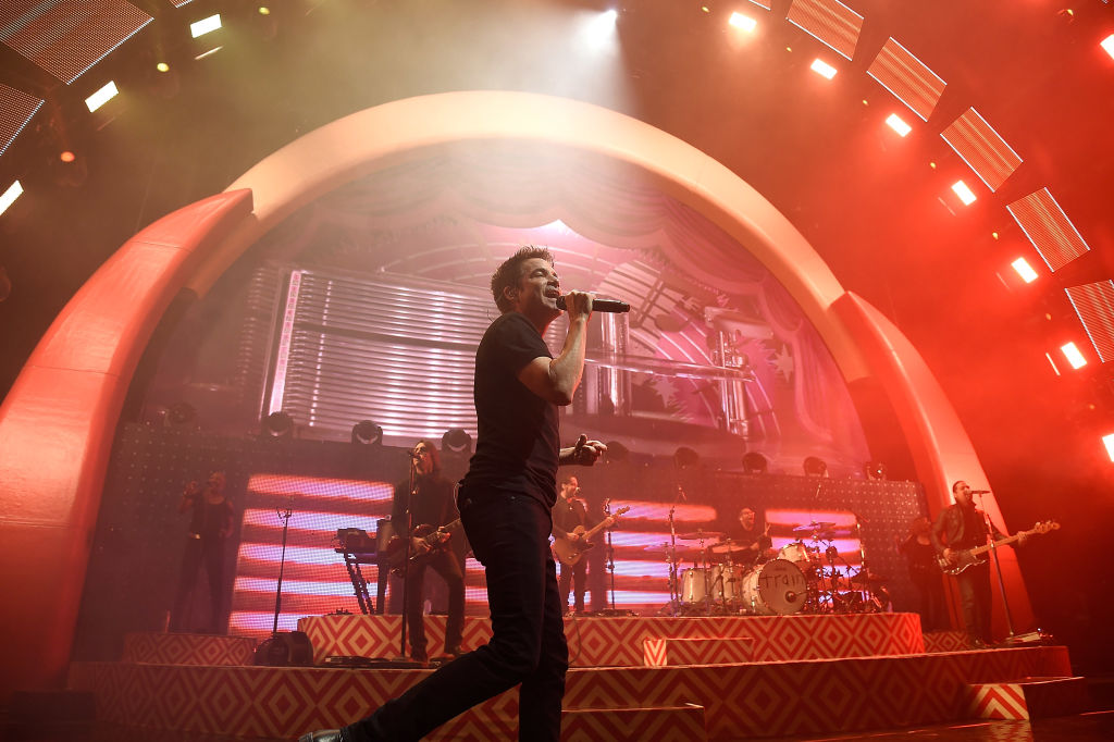 Train on 'Play That Song' Summer Tour Setlist