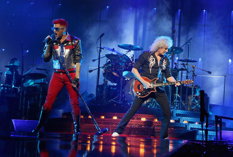 Queen + Adam Lambert Begin First North American Tour Since 2014