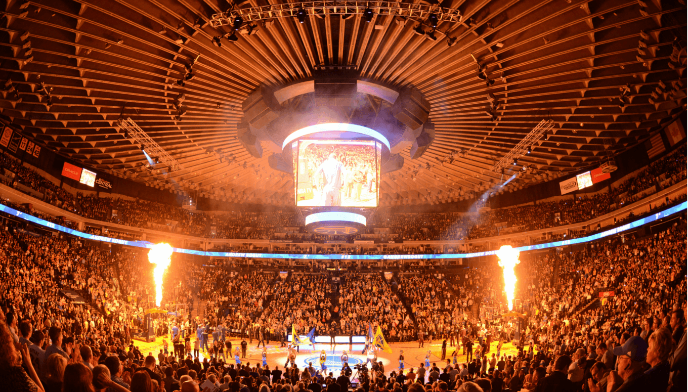 From Madison Square Garden to Oracle Arena, Check Out Classic NBA Arenas