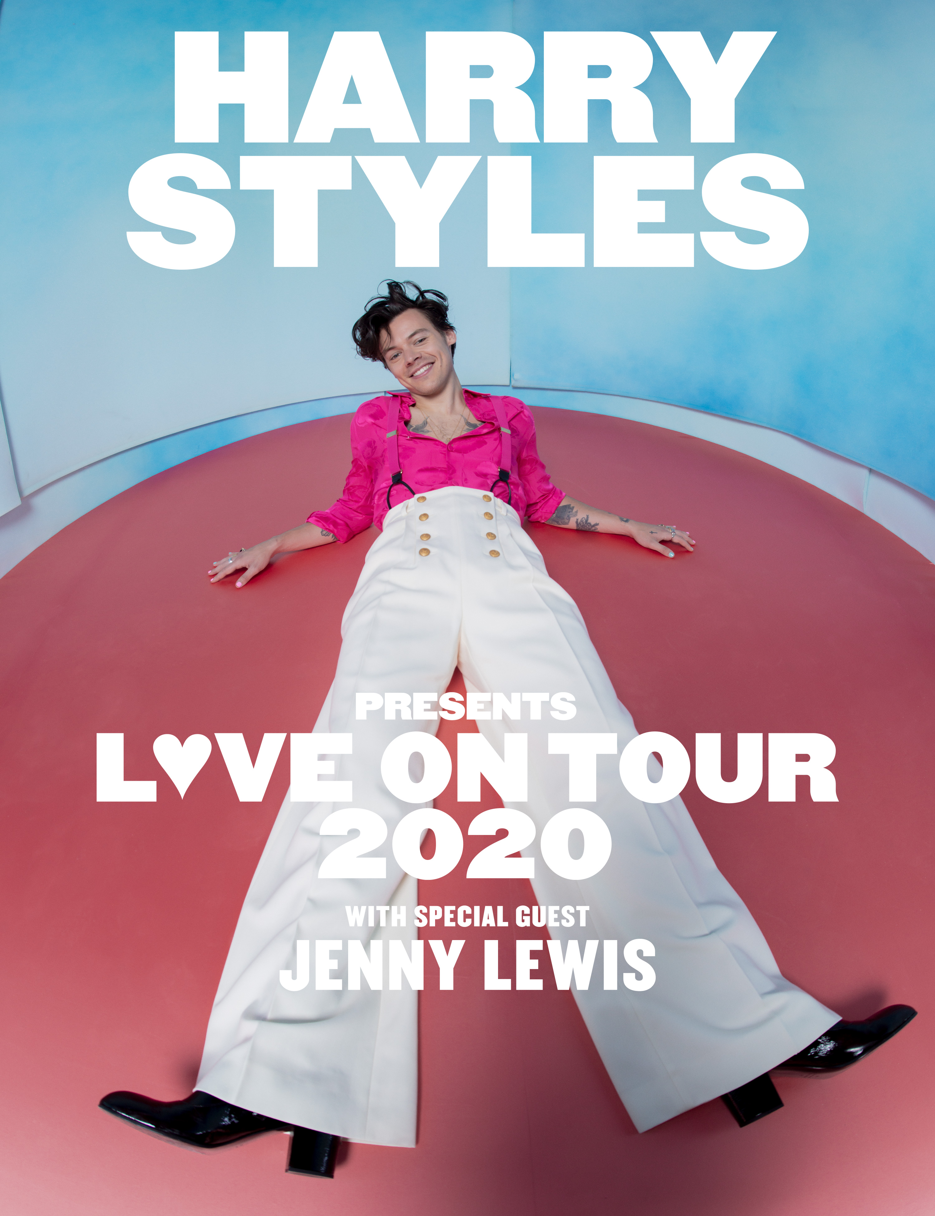 Harry Styles Announces Love On Tour 2020 | Ticketmaster Blog