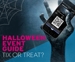 Halloween Events Ticketmaster